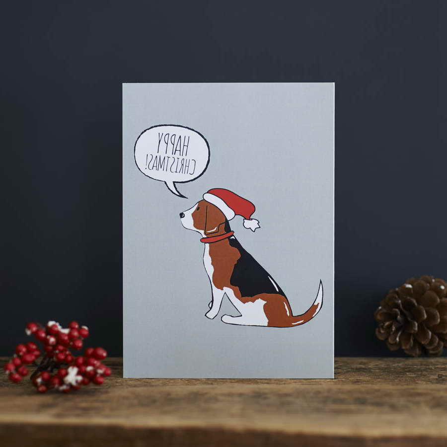 Beagle Christmas Cards | Pets and Dogs