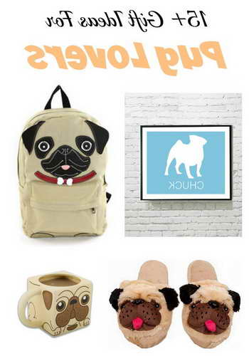 Gifts For Pug Owners
