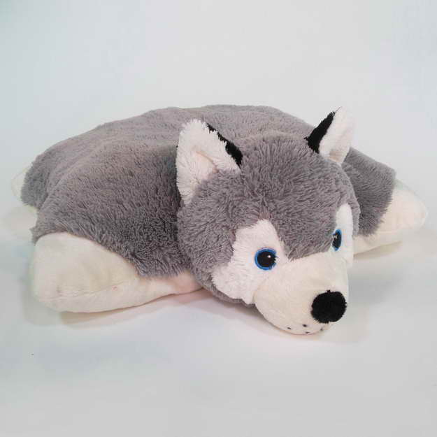 Husky Pillow