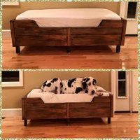 How To Make A Great Dane Dog Bed