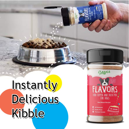 Instantly Delicious Kibble
