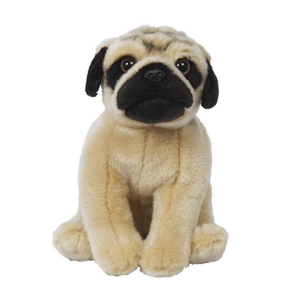 Huge Stuffed Pug